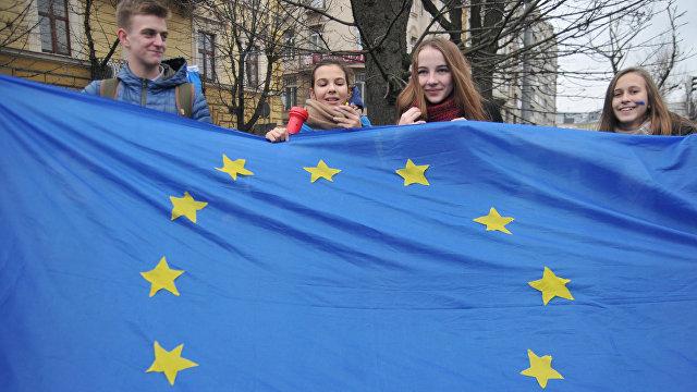 Новое время страны (Украина): Свои для Европы. Масштабное исследование показало, что большинство европейцев уже готовы видеть Украину в ЕС