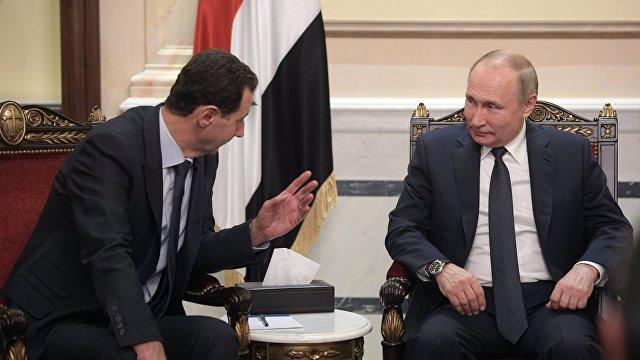 Sasapost (Египет): почему Москва не оказывает Дамаску финансовую помощь?