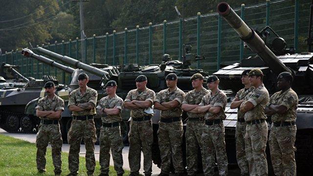 Новое время (Украина): Зеленский просит Раду разрешить провести многонациональные военные учения на Украине