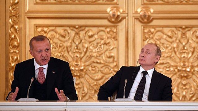 Kathimerini (Греция): Эрдоган не будет «замораживать» свои отношения с Россией