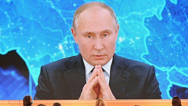 Bloomberg (США): хакерская атака добавляет Путину загадочности, хотя России сейчас грозят новые санкции