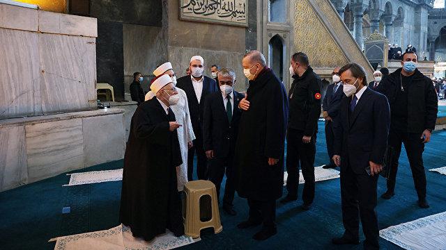 Международный фонд «Аль-Кудс»: встреча Эрдогана с имамом-хатыбом «Аль-Аксы» несет важные сигналы (Türkiye, Турция)