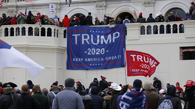 CNN (США): нижняя палата Конгресса – проект решения об импичменте в отношении Дональда Трампа