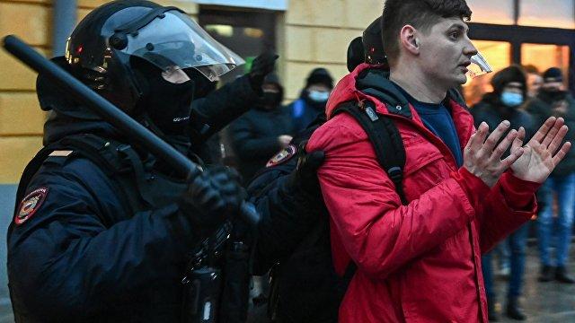 Главред (Украина): митинги в поддержку Навального повторят судьбу протестов в Белоруссии