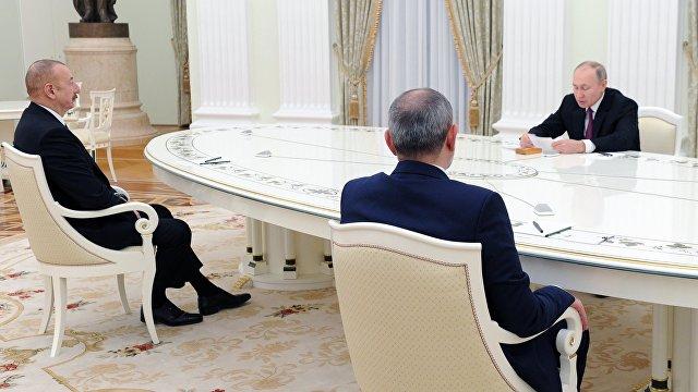 Сигнал от России региону и миру: стол мой (Duvar, Турция)