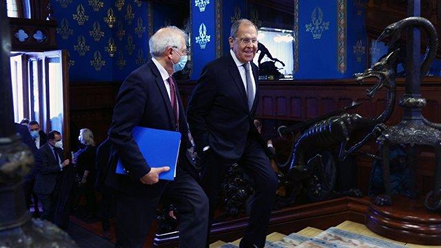 Россия унизила ЕС: визит-катастрофа Борреля (TVP Info, Польша)