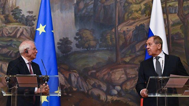Эксперт: РФ может воспользоваться слабостью ЕС после визита Борреля в Москву (Polskie Radio, Польша)