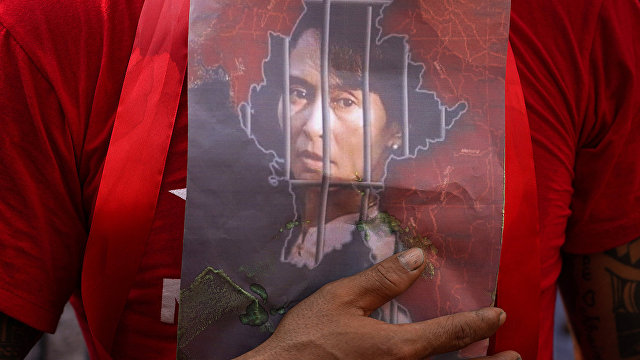 Le Monde (Франция): в Мьянме армия захватила власть и арестовала Аун Сан Су Чжи