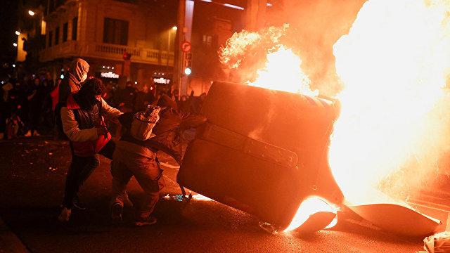 La Vanguardia (Испания): в Каталонии тюремное заключение репера-радикала вызвало беспорядки