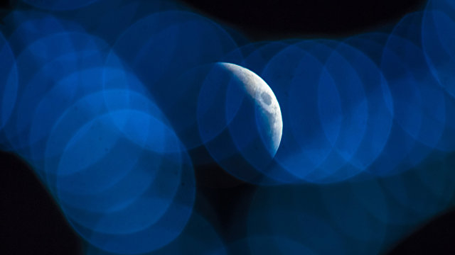 Forskning (Норвегия): почему Луна не падает на Землю?