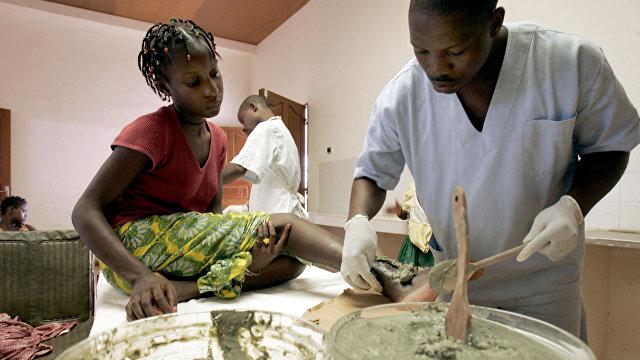 Sasapost (Египет): бактерии, пожирающие человеческую плоть. Новая пандемия придет из Австралии?