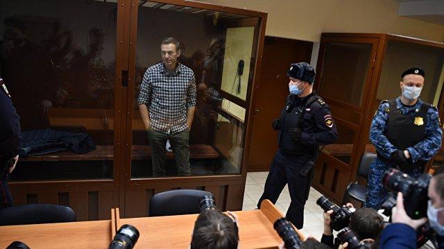 DPA (Германия): ЕС ввел санкции против российских правоохранителей за арест Навального