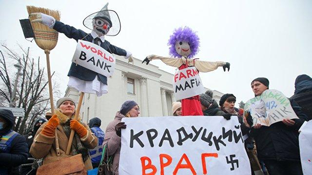 Украина: коррупция — все как всегда (Süddeutsche Zeitung, Германия)