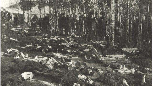 Al Arabiya (ОАЭ): в этом городе османские мусульмане организовали резню, в результате которой погибло 600 христиан!