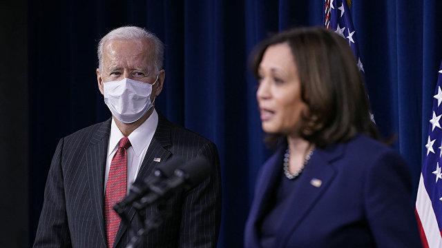 Fox News (США): Байден назвал своего заместителя «президент Харрис»