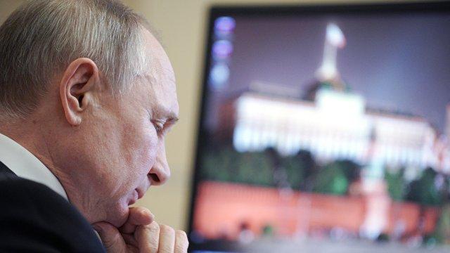 Le Point (Франция): Путин — единственный у руля страны