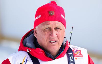 Тренер лыжника Большунова уверен, что финн нарушил правила на финише эстафеты