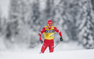 Большунов и Вяльбе извинились за поведение лыжника на этапе Кубка мира в Лахти