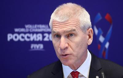 Матыцин предложил африканским спортсменам российскую вакцину от коронавируса