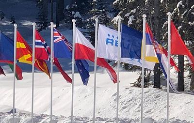 Союз биатлонистов России заплатит €300 за изготовление флага команды для чемпионата мира