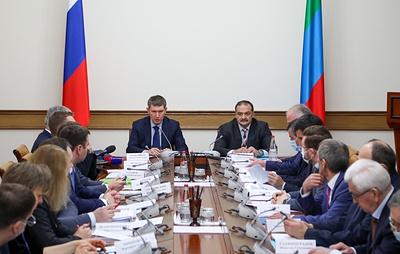 Меликов заявил, что стратегия развития Дагестана до 2030 года будет согласована в мае