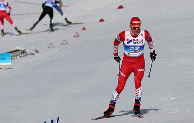 Червоткин признал свою вину в столкновении с Беловым во время 'Тур де Ски'