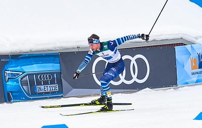 Лыжник Мяки не будет подавать заявление в полицию на Большунова