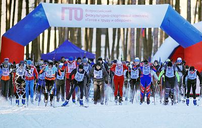 Массовая гонка 'Лыжня России' пройдет в субботу