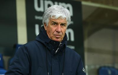 Тренер 'Аталанты' раскритиковал судейство в матче 1/8 финала Лиги чемпионов против 'Реала'