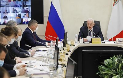 Гуцан: Вологодской области удалось стабилизировать ситуацию в экономике в период пандемии