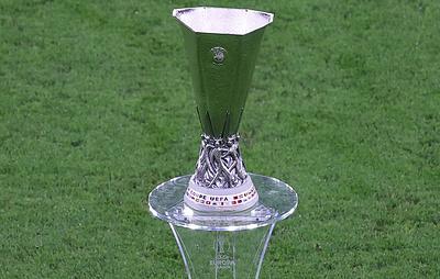 'Аякс' сыграет с 'Ромой' в четвертьфинале Лиги Европы