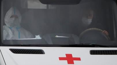 В России за сутки выявили 28 782 новых случая коронавируса
