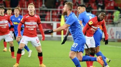 Прядкин заявил о недопустимости бойкота матча со «Спартаком» игроками «Тамбова»