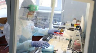 За сутки в Москве подтвердили 6622 случая заболевания коронавирусом