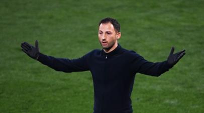 Джанаев рассказал о конфликте с Тедеско после матча «Сочи» — «Спартак»