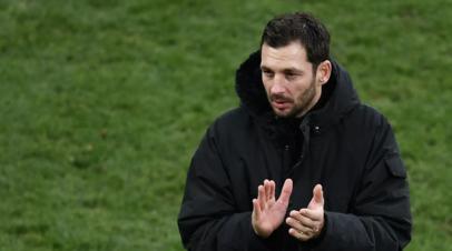 Шварц считает, что футболисты «Динамо» хорошо сыграли с «Зенитом»