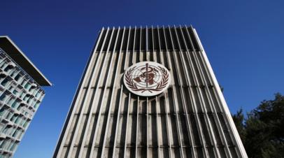 ВОЗ заявила о 14% всех случаев коронавируса в мире среди медработников