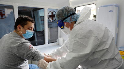 В России за сутки проведено более 420 тысяч тестов на коронавирус