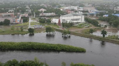 Кабмин выделил более 126 млн рублей для пострадавших от паводка в ЕАО