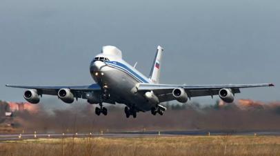 Песков прокомментировал кражу оборудования с самолёта «Судного дня»