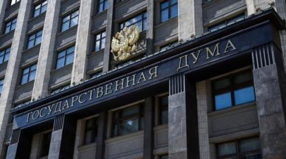 Госдума одобрила проект о запрете финансирования митингов из-за рубежа