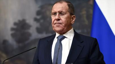 Лавров и глава МИД ОАЭ проведут переговоры в Москве