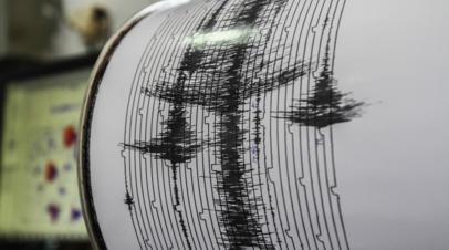 В Бурятии произошло землетрясение магнитудой 5,5