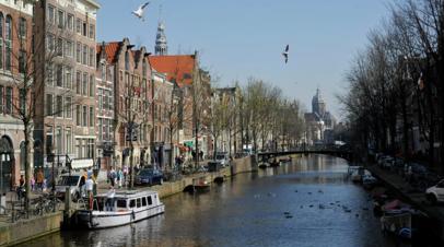 Посольство России ответило на высылку двух дипломатов из Нидерландов