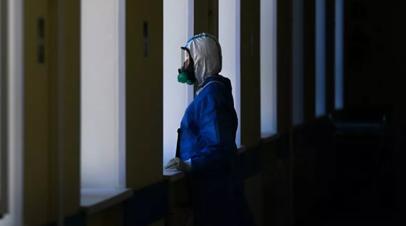Росстат опубликовал статистику смертности от коронавируса в октябре