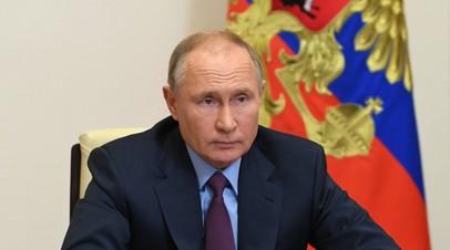 Глава СПЧ рассказал об ответе Путина на вопрос про Навального