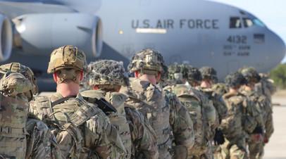 Politico: военных США на Ближнем Востоке привели в боевую готовность
