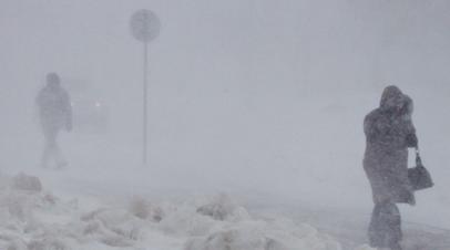 В Татарстане прогнозируют резкое похолодание и метель