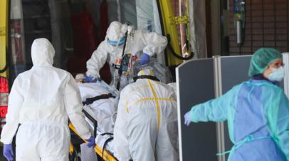 В Италии за сутки выявили почти 18 тысяч случаев заболевания COVID-19