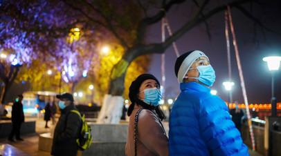 Помпео обвинил Китай в распространении дезинформации о коронавирусе